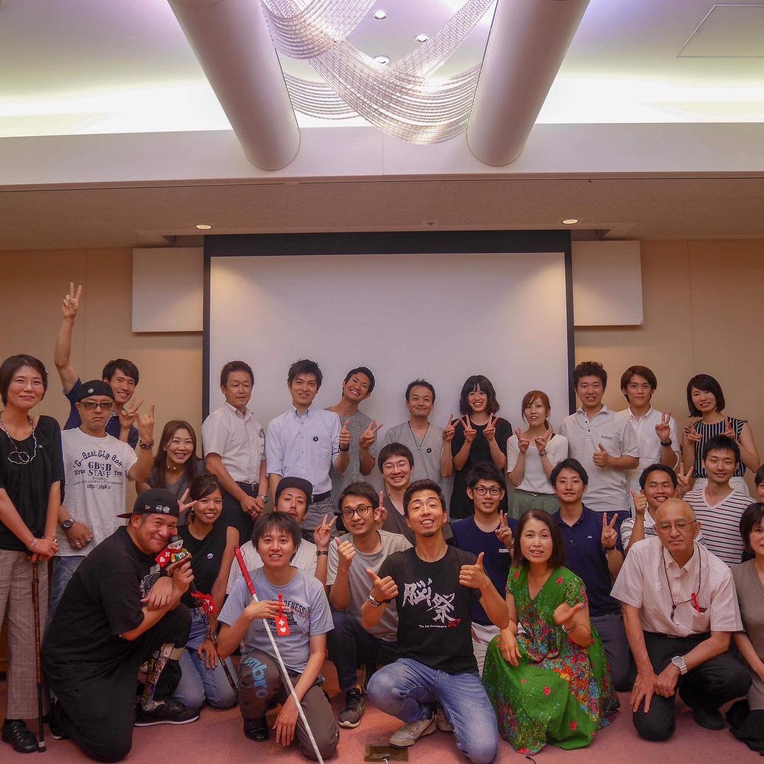 11/11、 東京六本木で開催された   脳卒中フェス2018   脳卒中や脳梗塞などで  半身麻痺になってしまった  当事者さんや    セラピストさんが中心になり  開催されたイベントです。今回  バリアフリーアクセサリー の  ワークショップを体験していただいた  お客様、    イベントを盛り上げてくれた  メンバーの皆さん    本当に ありがとうございました💕